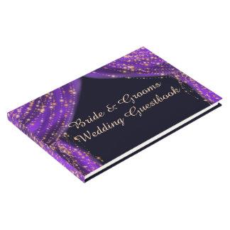Arabian Nights Wedding Guest Book