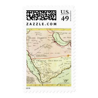 Arabian Peninsula, Saudi Arabia Stamp