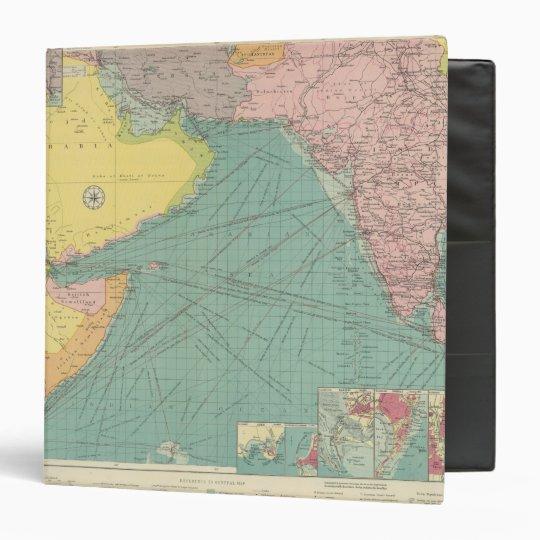 Arabian Sea 3 Ring Binder