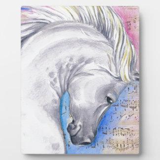 Arabian Song Plaque