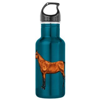 Arabian Stainless Steel Water Bottle