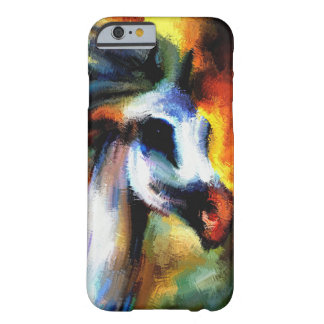 Arabian Tri Color Horse Barely There iPhone 6 Case