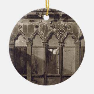 Arabian Windows, In Campo Santa Maria Mater Domini Ceramic Ornament