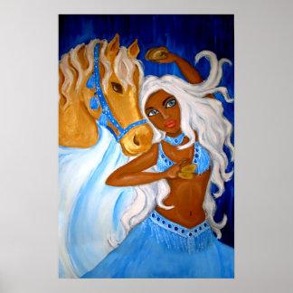ArabianBlues Poster
