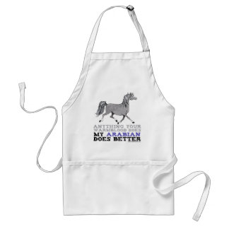 Arabians Do It Better Adult Apron