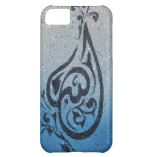 "Arabic Calligraphy with the word Allah ""God"" iPhone 5C Cover"