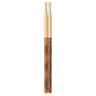 Arabic Carpet Design Drum Sticks