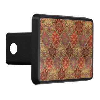 Arabic Carpet Design Tow Hitch Cover