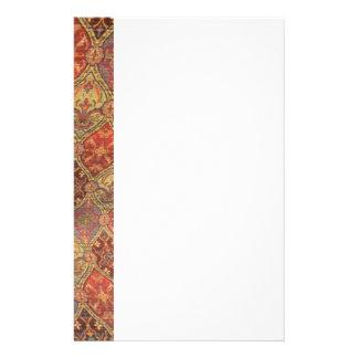 Arabic Carpet Design Stationery Design