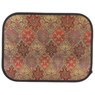 Arabic Carpet Design Car Mat