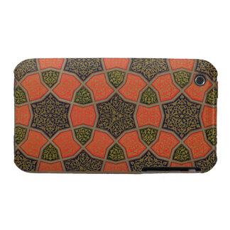 Arabic decorative designs, from 'Arab Art as Seen Case-Mate iPhone 3 Case