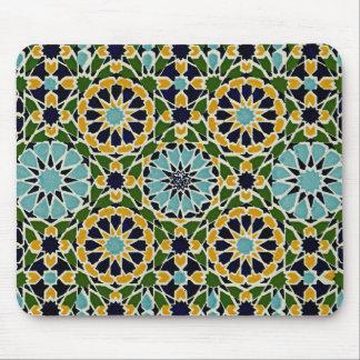 Arabic Design #10 at Emporio Moffa Mouse Pad