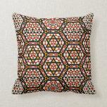 Arabic Design #12 at Emporio Moffa Throw Pillows