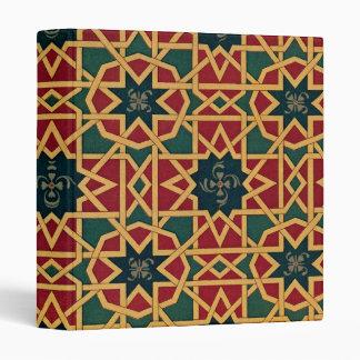 Arabic Design #1 at Emporio Moffa Binders