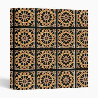 Arabic Design #3 at Emporio Moffa Vinyl Binders