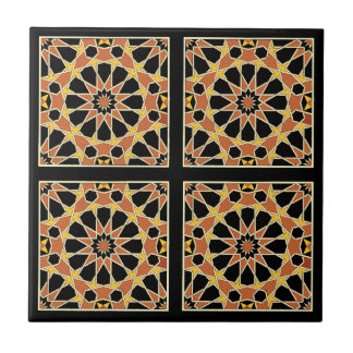 Arabic Design #3 at Emporio Moffa Tile