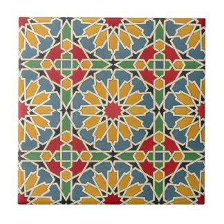 Arabic Design #7 at Emporio Moffa Tile