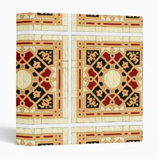 Arabic Design #9 at Emporio Moffa Vinyl Binders