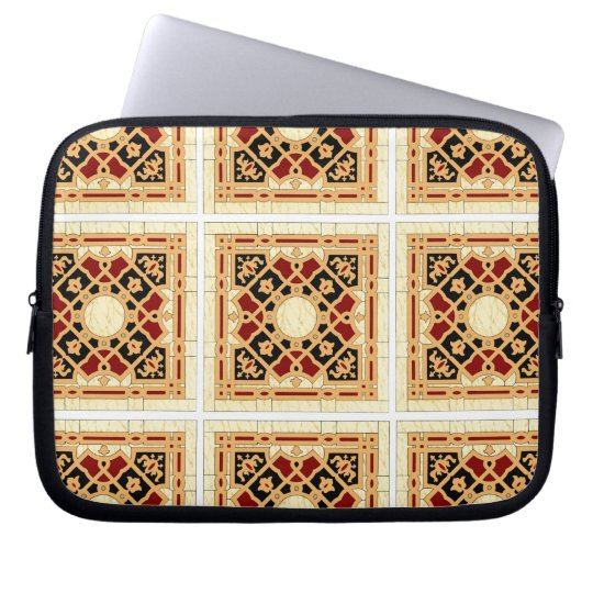Arabic Design #9 at Emporio Moffa Computer Sleeve