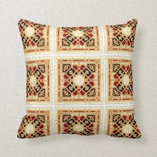 Arabic Design #9 at Emporio Moffa Throw Pillow