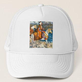 Arabic Horseman Trucker Hat