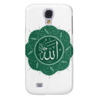 Arabic Muslim Calligraphy Saying Allah Samsung Galaxy S4 Cases
