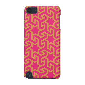Arabic Star Shaped Pattern iPod Touch (5th Generation) Cover
