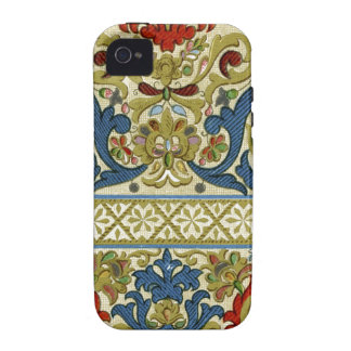 Arabic Style Pattern Case-Mate iPhone 4 Cases