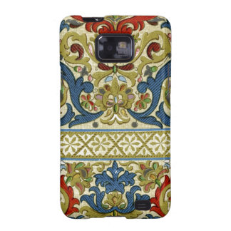 Arabic Style Pattern Galaxy S2 Covers