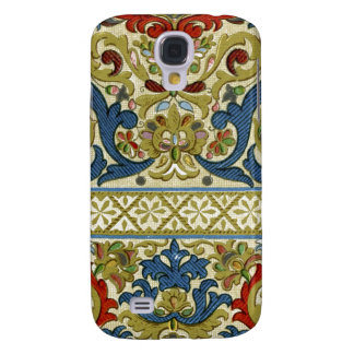 Arabic Style Pattern Galaxy S4 Covers