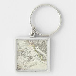 Arabien - Arabian Peninsula Keychain