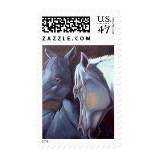 Arabique Postage Stamp M