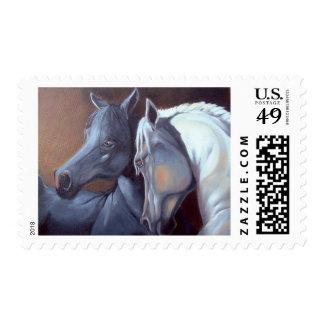 Arabique Postage Stamp Sm