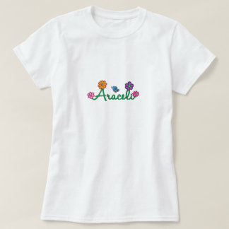 Araceli Flowers T-Shirt