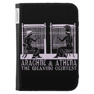 Arachne vs Athena Kindle 3 Cases