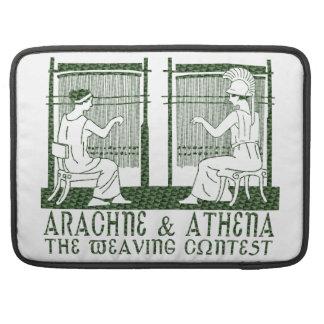 Arachne vs Athena Sleeves For MacBooks