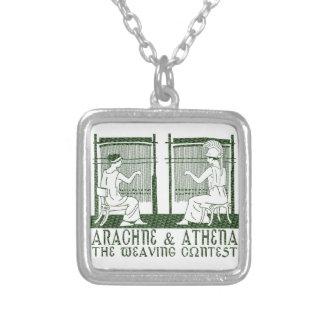Arachne vs. Athena Custom Jewelry