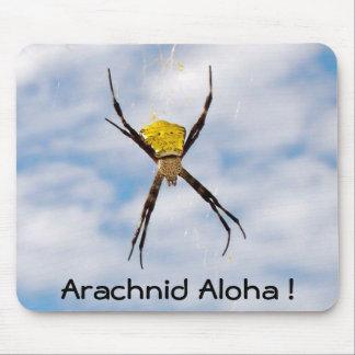 Arachnid Aloha !  mousepad