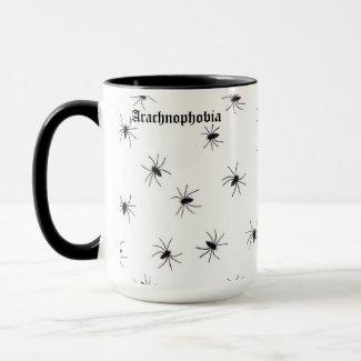 Arachnophobia Mug