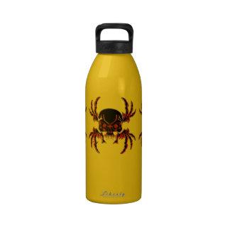 Arachnoskull Botellas De Agua Reutilizables