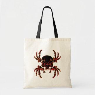 Arachnoskull Bolsa Tela Barata