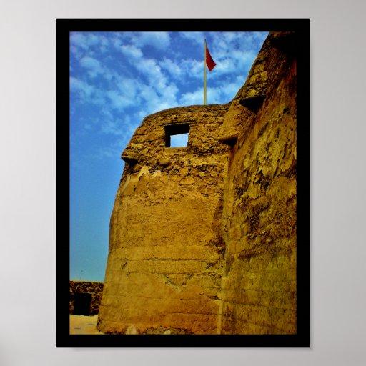 Arad Fort Poster