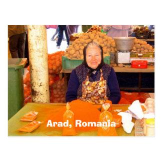 Arad, Rumania Postales