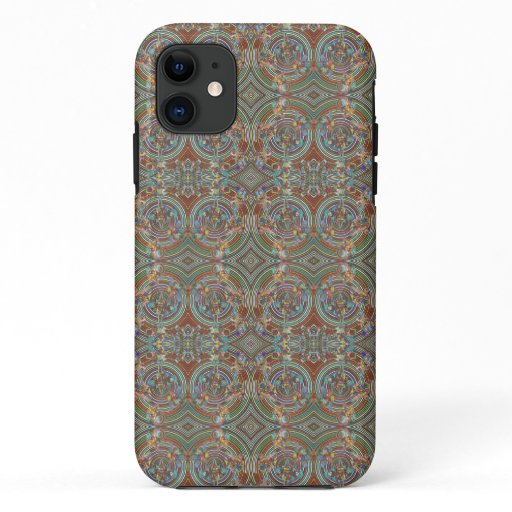 Arafat A-M iPhone 11 Case