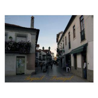Aragnil, Arganil  -  Portugal Postcard