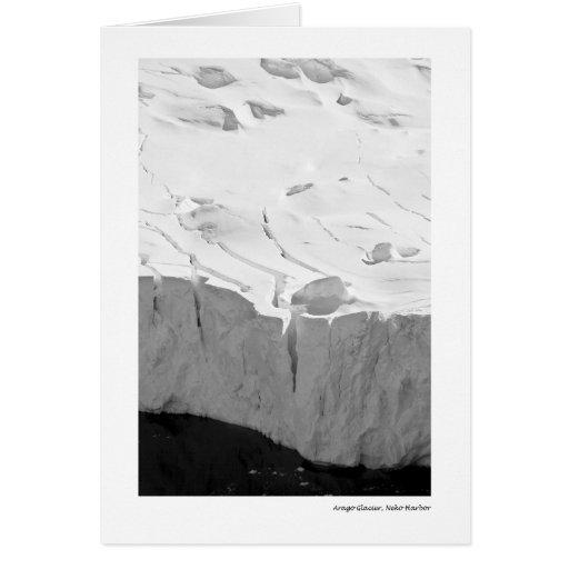 Arago Glacier, Neko Harbor Card