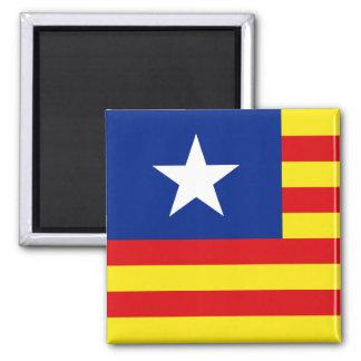 Aragón, bandera de la Corea del Sur Imán Para Frigorífico