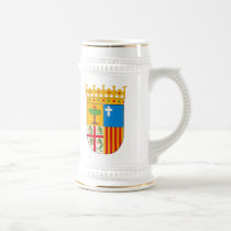 Aragon Coat of Arms Mug