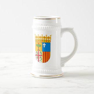 Aragon Coat of Arms Mug