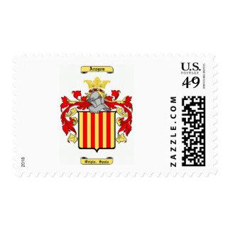 Aragón Sello